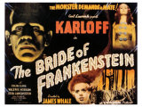 The Bride of Frankenstein, 1935 Art