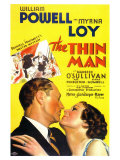 The Thin Man, 1934 Giclée-tryk