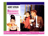 Breakfast At Tiffany's, 1961 Premium Giclee Print