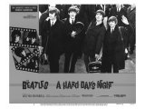 A Hard Day's Night, 1964 Giclee Print