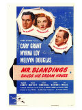 Mr. Blandings Builds His Dream House, 1948 Poster
