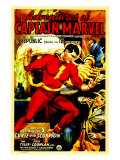 Adventures of Captain Marvel, 1941 Posters