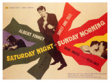 Saturday Night and Sunday Morning, 1961 Giclee Print