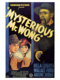 Mysterious Mr. Wong, 1935 Reprodukcje