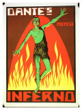 Dante's Inferno, 1935 Art