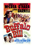 Buffalo Bill, 1944 Giclee Print