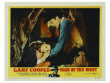 Man of the West, 1958 Giclee Print