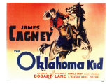 The Oklahoma Kid, 1939 Lámina giclée