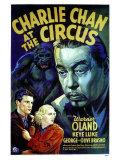 Charlie Chan At The Circus, 1936 - Reprodüksiyon