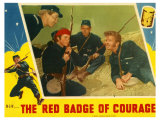 The Red Badge of Courage, 1951 Giclee Print