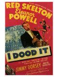 I Dood It, 1943 Plakat