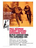 Butch Cassidy and the Sundance Kid, 1969 - Art Print