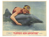 Flipper's New Adventure, 1964 Prints