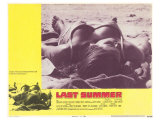 Last Summer, 1969 Giclee Print