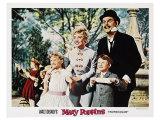 Mary Poppins, 1964 Plakater