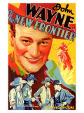 The New Frontier, 1935 Giclee Print