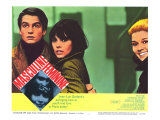 Masculine Feminine, 1966 Posters