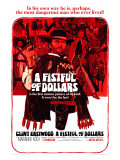 A Fistful of Dollars, 1964 - Poster