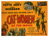 Cat Women of the Moon, 1954 Prints