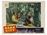 Dark City, 1950 Giclee Print
