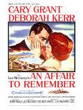 An Affair to Remember, 1957 Giclée-tryk