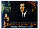 House On Haunted Hill, 1958 Giclee Print