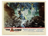 The Alamo, 1960 Giclee Print