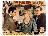 She Done Him Wrong, 1933 Posters
