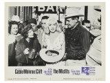 The Misfits, 1961 Reproduction procédé giclée