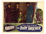The Body Snatcher, 1945 Poster