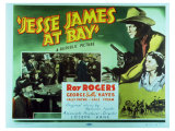 Jesse James at Bay, 1941 Giclee Print