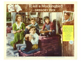 To Kill a Mockingbird, 1963 Giclee-vedos