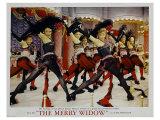 Merry Widow, 1952 Giclee Print