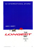 The Longest Day, 1962 Premium Giclee Print