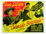 Colorado Serenade, 1946 Giclee Print