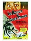 The Fly, Argentine Movie Poster, 1958 Premium Giclee Print