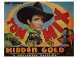 Hidden Gold, 1932 Posters