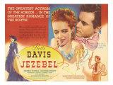 Jezebel, 1938 Poster