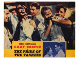 The Pride of the Yankees, 1942 Giclee Print