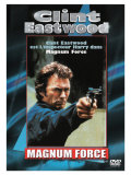 Magnum Force, French Movie Poster, 1973 Premium Giclee Print