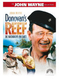 Donovan's Reef, German Movie Poster, 1963 Gicle-tryk