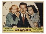 The Big Clock, 1948 Poster