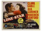 Lone Star, 1952 Prints