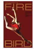 Firebird Premium Giclee Print