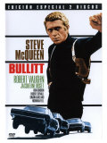 Bullitt, Spanish Movie Poster, 1968 Kunstdrucke
