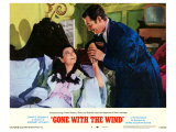 Gone With The Wind, 1939 Reproduction procédé giclée