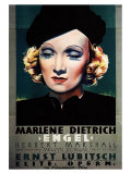 Angel, Danish Movie Poster, 1937 Art