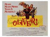 Oliver, 1969 Plakat