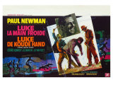 Cool Hand Luke, Belgian Movie Poster, 1967 Prints