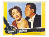 Sunset Boulevard, 1950 Giclee Print